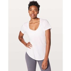 Lululemon Love Tee in White